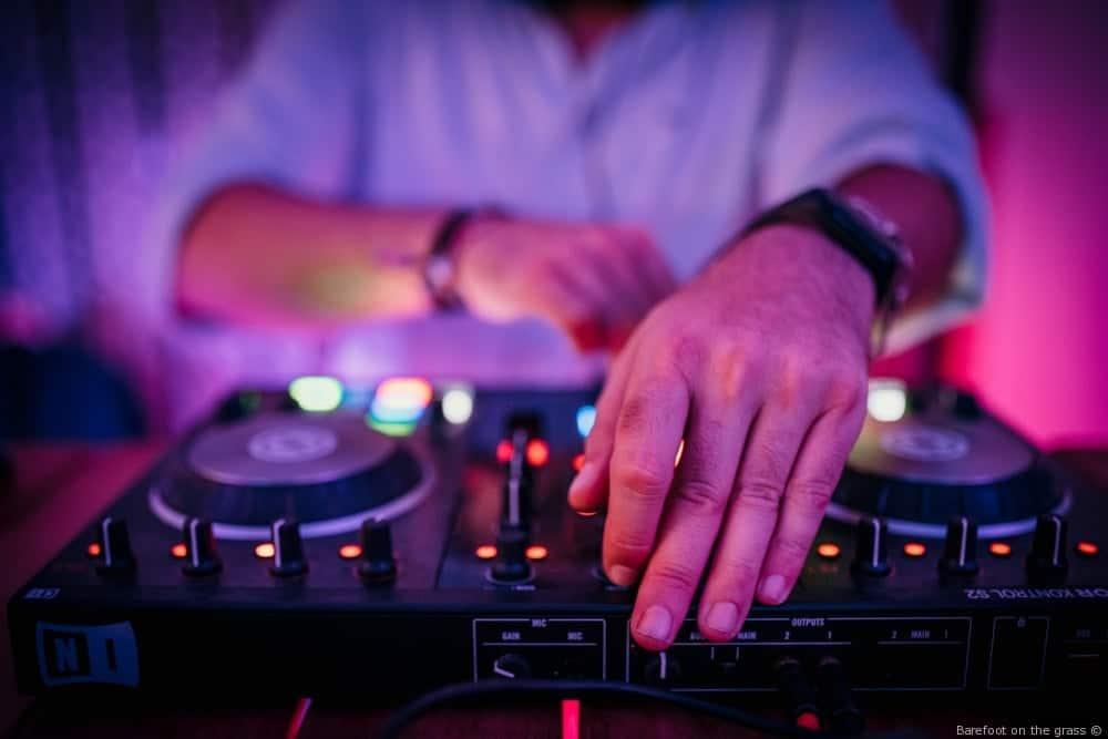DJ's todoterreno